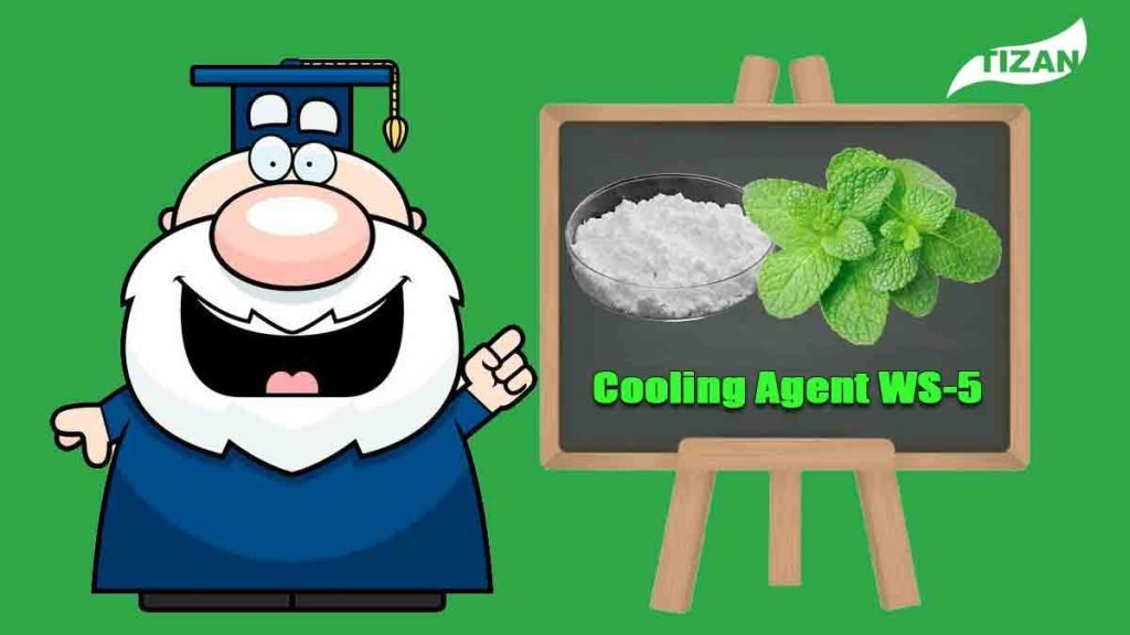 Cooling Agent WS-5 Powder