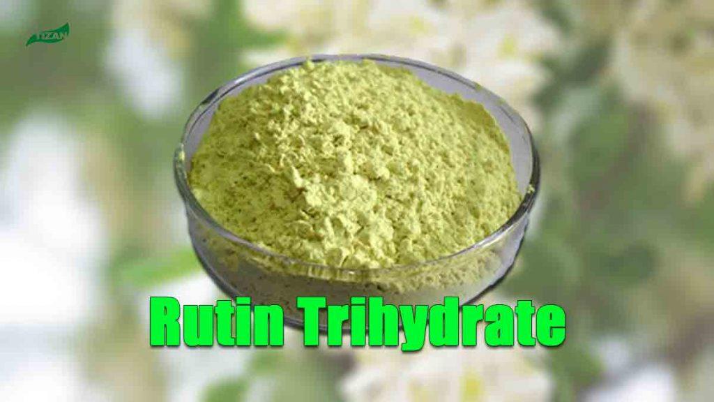 Rutin Trihydrate Powder Sophora Japonica Extract