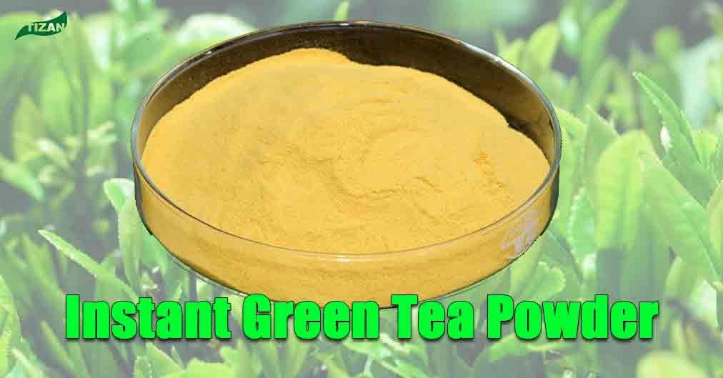 Instant Green Tea Powder